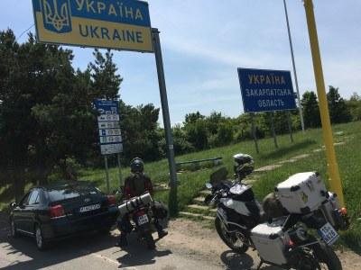 hranice Ukrajina